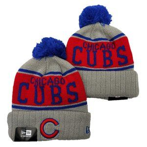Chicago Cubs Beanies Hats (3)